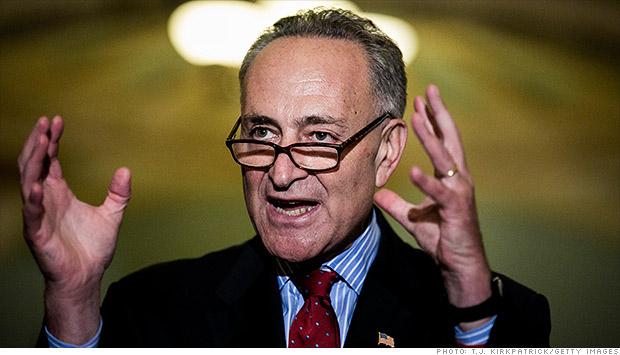 senator charles schumer tax