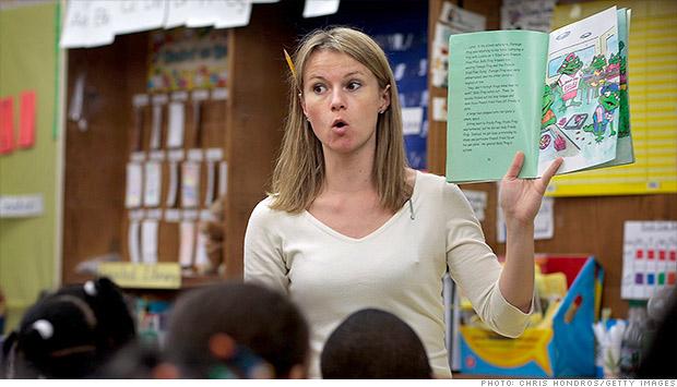 kindergarden teacher