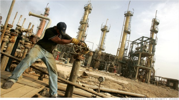 iraq oil
