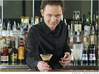 gallery jobs worse place bartender
