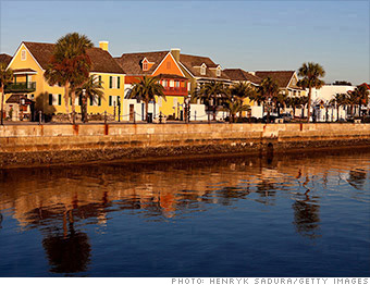 gallery best places to retire st augustine fl