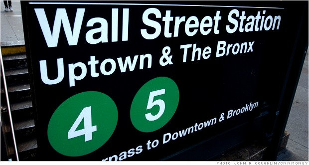 Wall Street pay