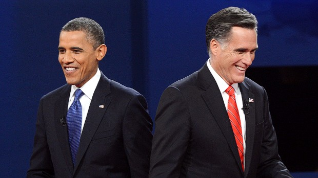 Obama and Romney on Social Security