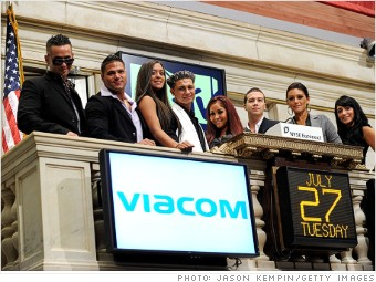 Jersey Shore NYSE