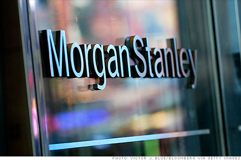 ACLU sues Morgan Stanley over risky mortgages