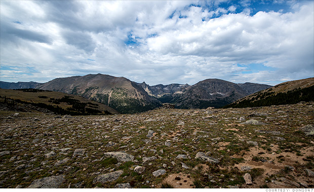 gallery best places to drive trail ridge road