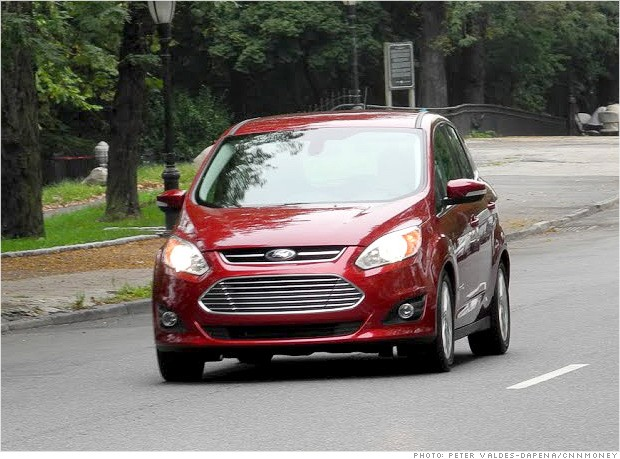 gallery ford cmax drive