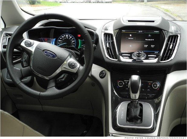 gallery ford cmax interior