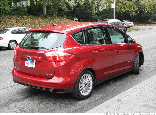 gallery ford cmax rear