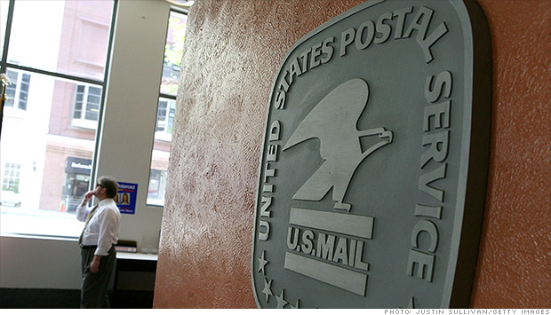 usps debt limit