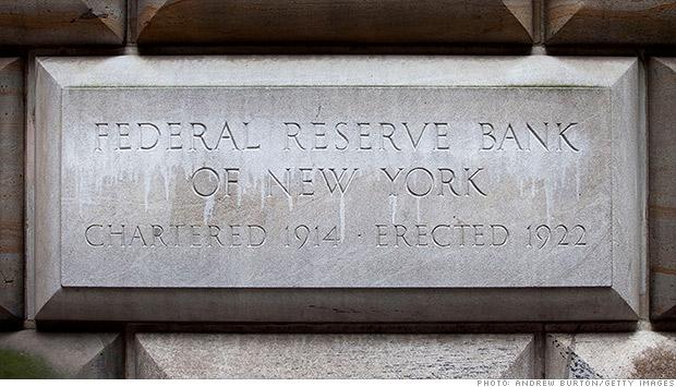 ny fed reserve bank