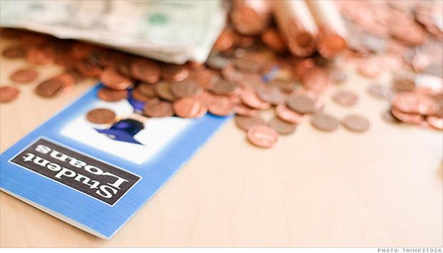 average student loan debt nears  27 000