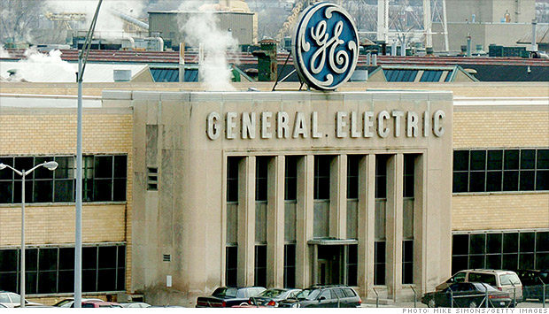 general electric plant