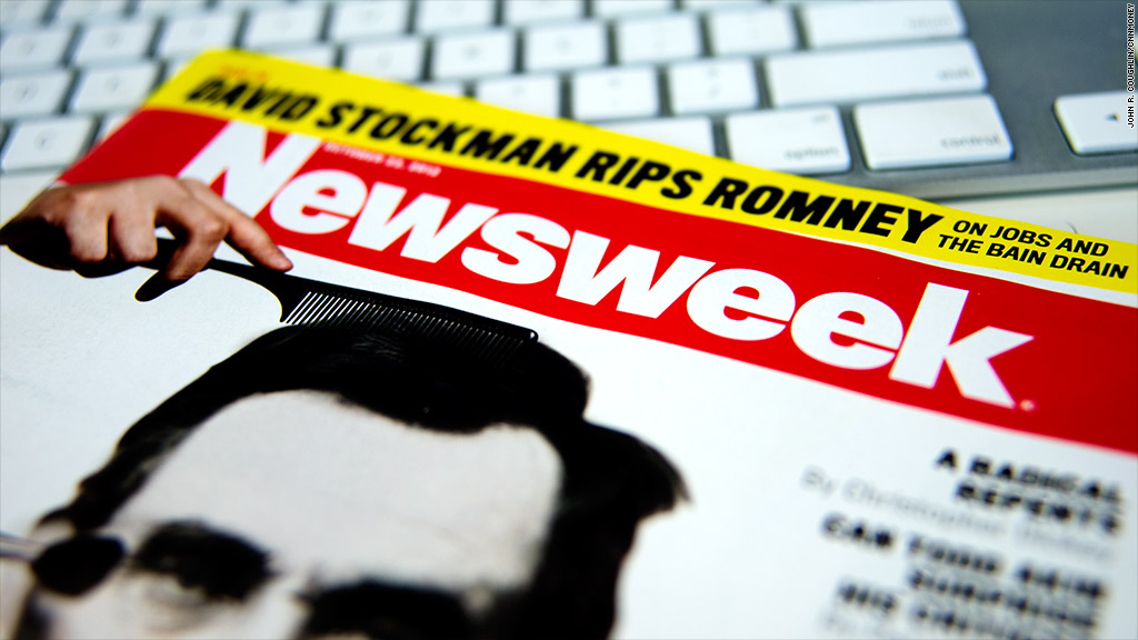 newsweek magazine keyboard