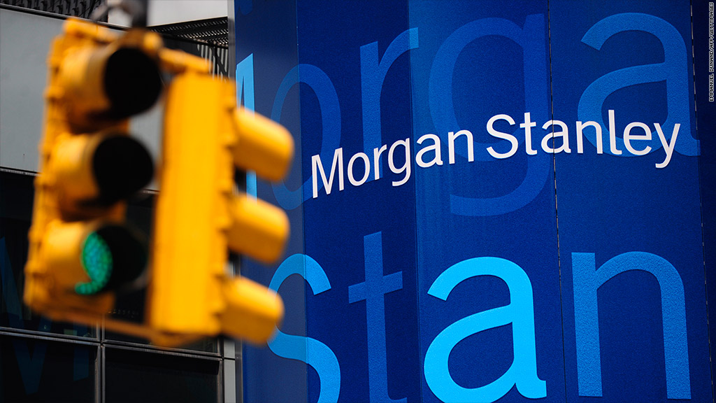 morgan stanley earnings