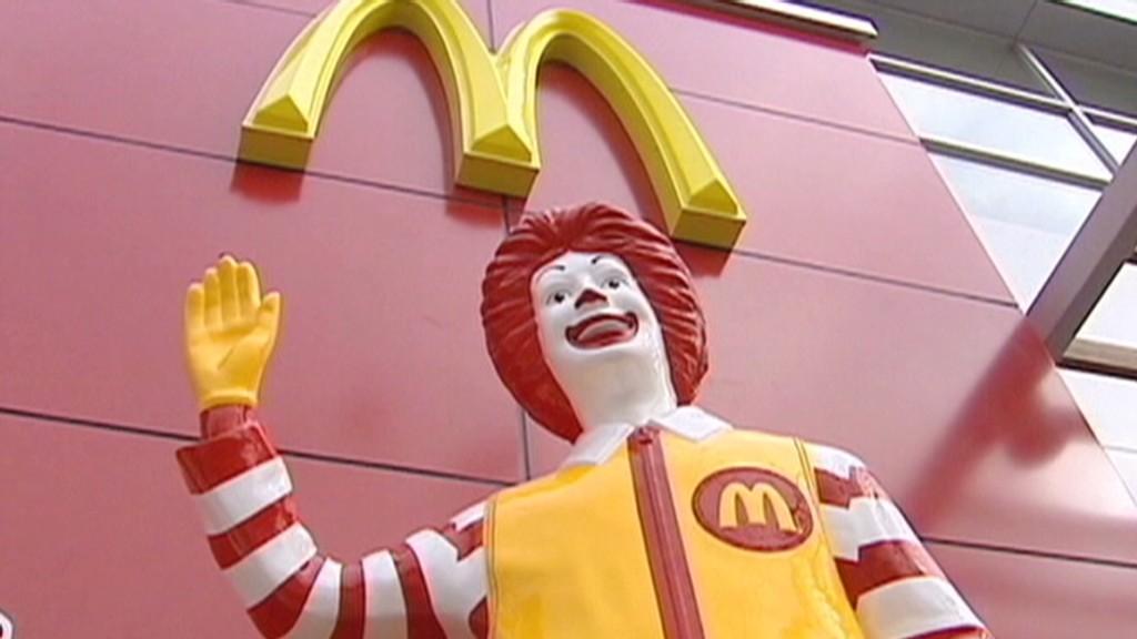 Big Mac gets whacked