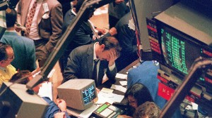 Dumb chart predicts crash like 1987. Don't be scared