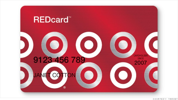 target credit card