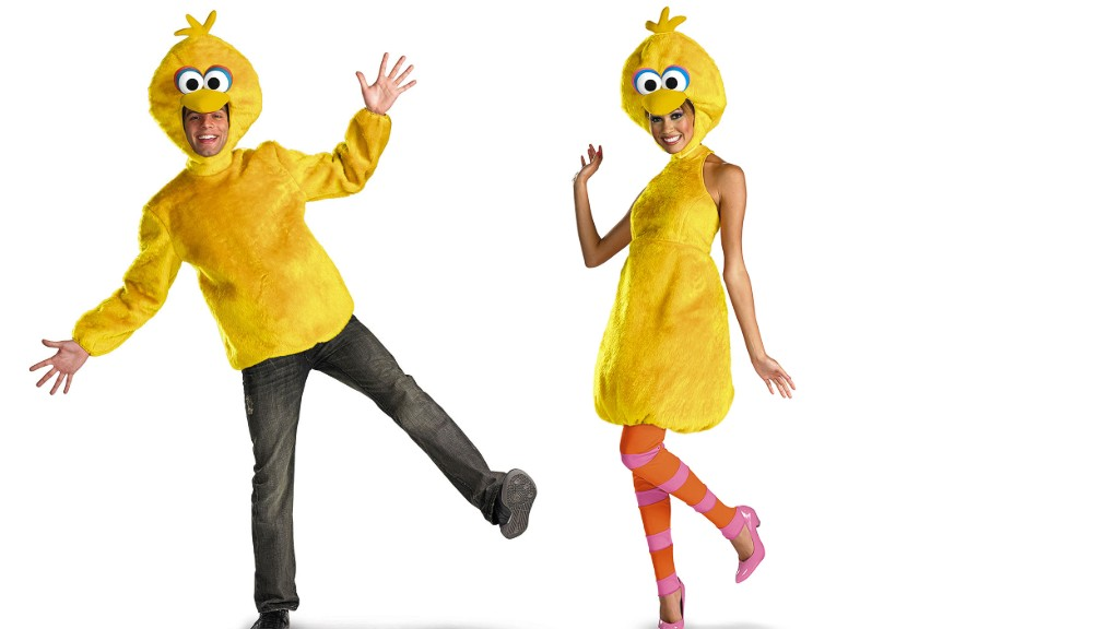 big bird costumes