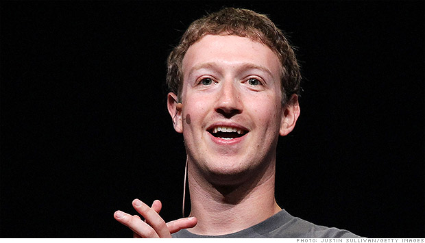 happy zuckerberg