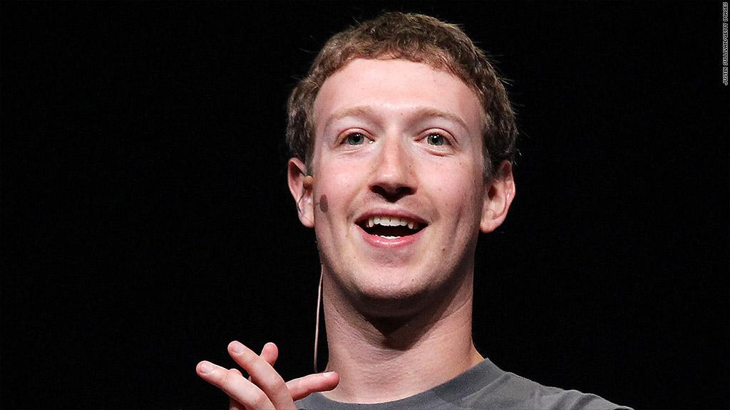 happy zuckerberg