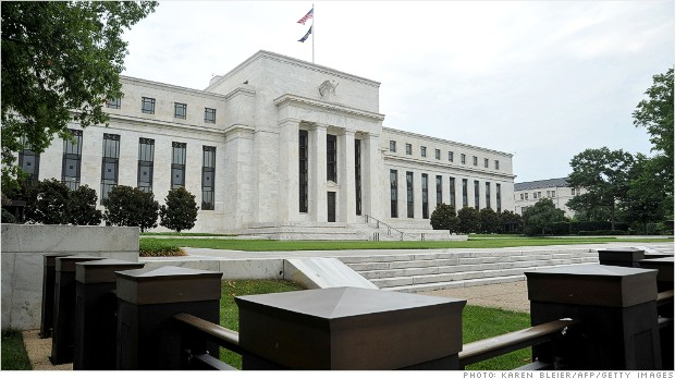 fed minutes federal reserve