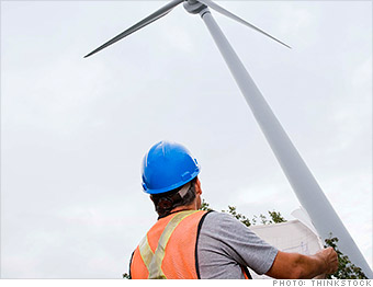 best new job swind turbine mechanical engineer