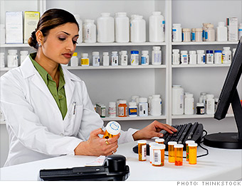 what are the top paying jobs? #8 Pharmacist