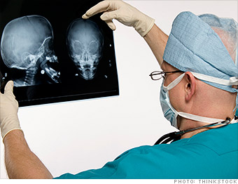 what are the top paying jobs? #1 Neurosurgeon