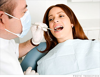 what are the top paying jobs? #5 Dentist