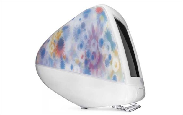 apple flower power imac