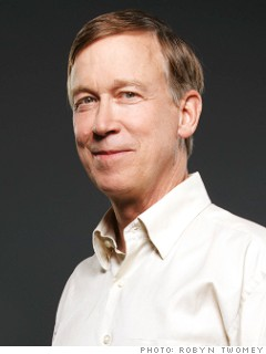 best advice john hickenlooper