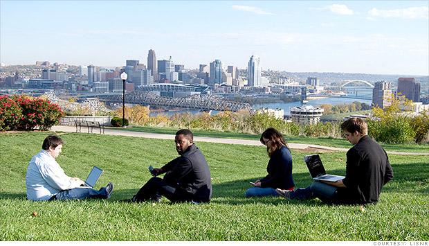 startup cities lisnr