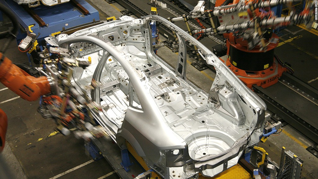 Ford to close belgium plant to stem losses in europe for Ford motor company pension calculator
