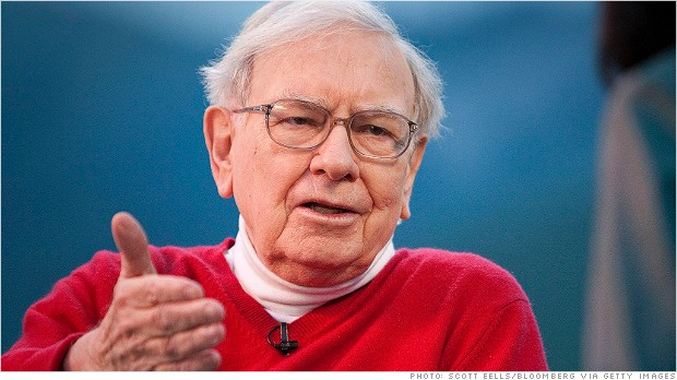 warren buffett cnbc