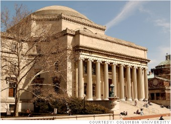 gallery most expensive colleges columbia university
