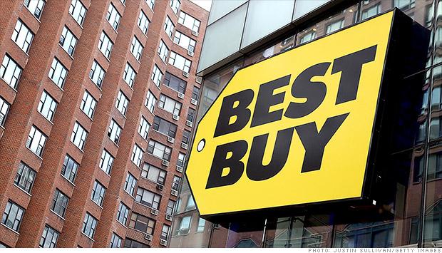 best buy signage