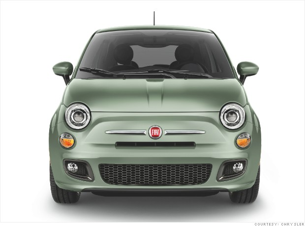 gallery minicar colors fiat