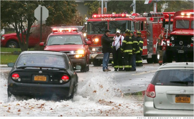 hurricane sandy cellphone carriers