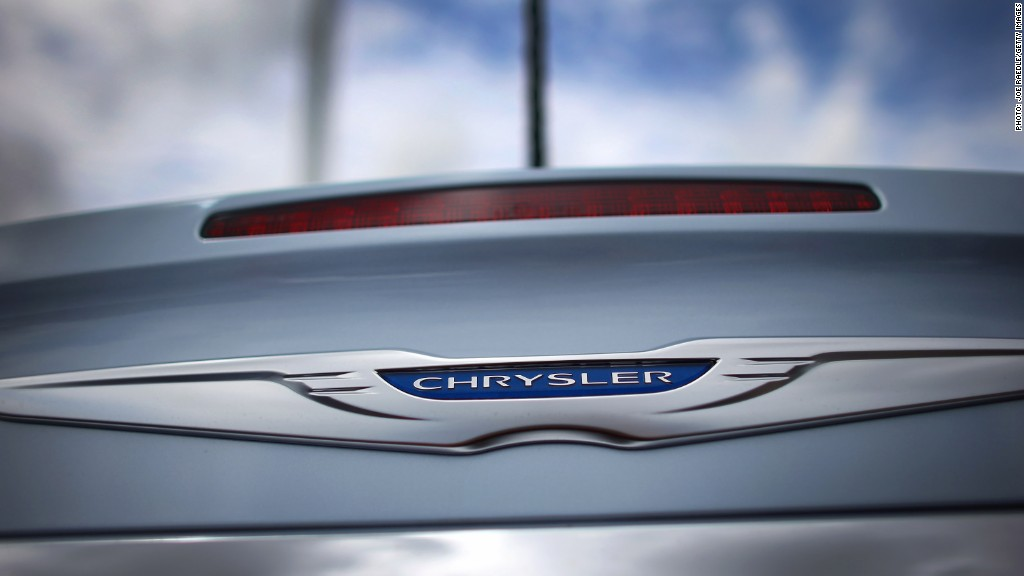 chrysler earnings