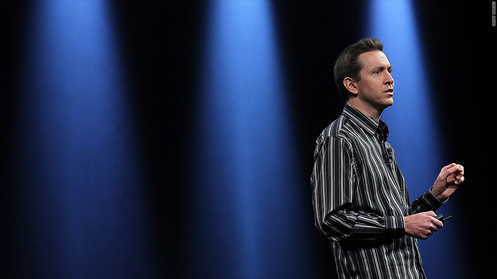 scott forstall wwd