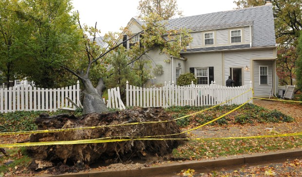hurricane sandy damage claims