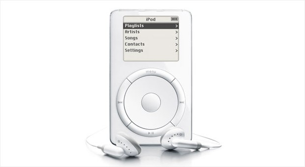 jony ive designs ipod