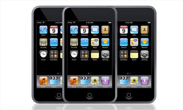 jony ive designs ipod touch