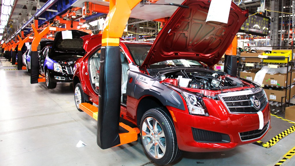 general motors earnings october 2012