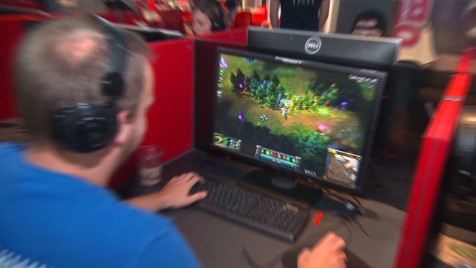 The Life Of A Video Game Designer At Riot Games Games - Video