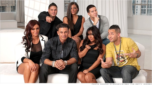 jersey shore cast hurricane sandy donations