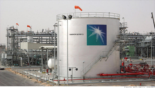aramco oil