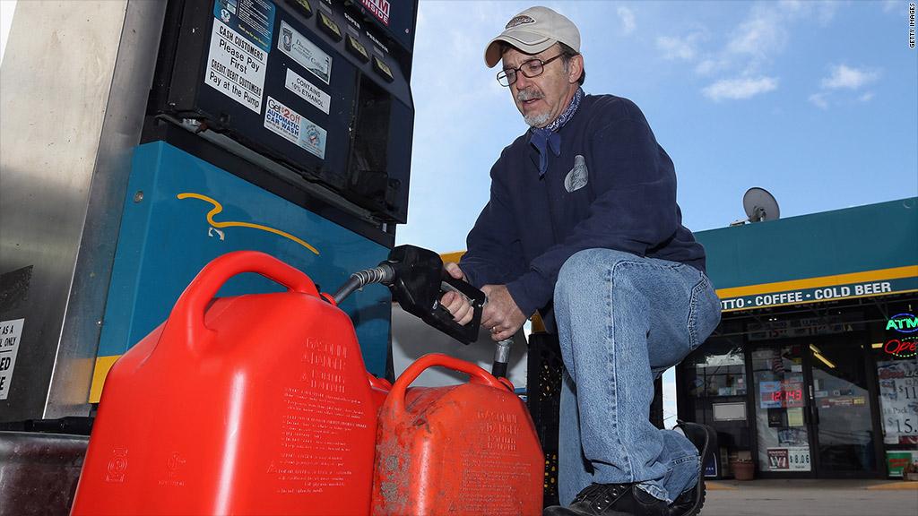 ny gas station