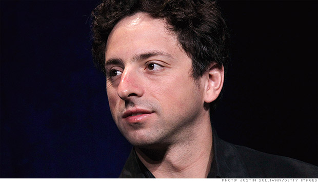 sergey brin